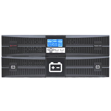 Enyo Rack R11 (1-3kVA) online double conversion UPS